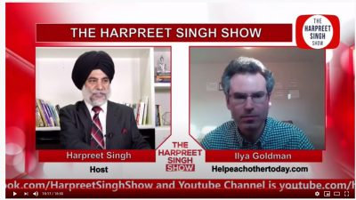 Interview on The Harpreet Singh Show